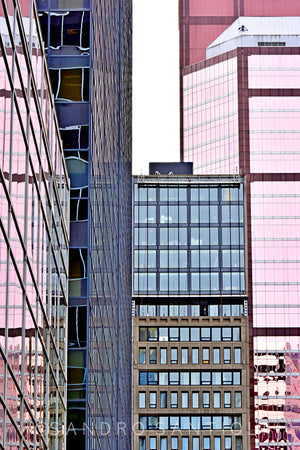 Wall Pictures  - CITYSCAPES - MONTREAL - CAN3429