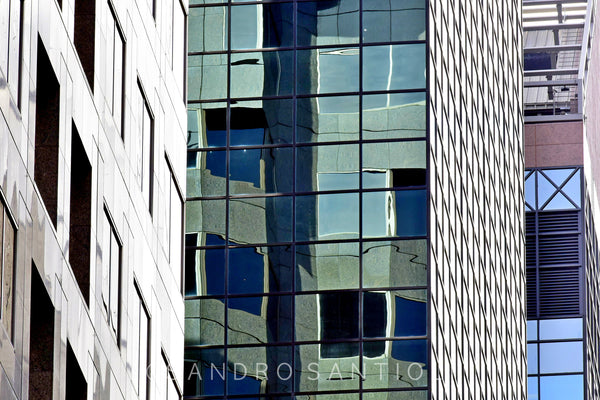 Wall Pictures  - CITYSCAPES - MONTREAL - CAN3435