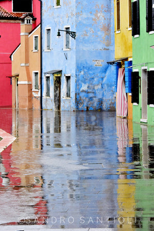 Wall Pictures - BURANO - VEN9854