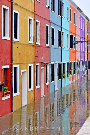 Wall Pictures - BURANO - VEN9873