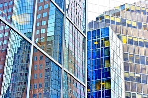 Wall Pictures  - CITYSCAPES - MONTREAL - CAN3440
