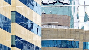 Wall Pictures - CITYSCAPES Pano & Squared - ART5630