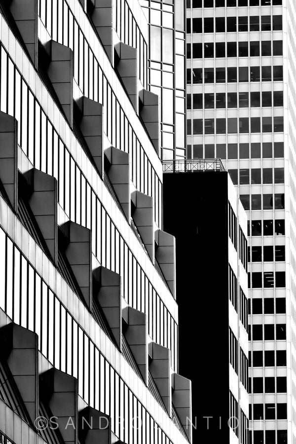 Wall Pictures  - CITYSCAPES - MONTREAL - CAN3450