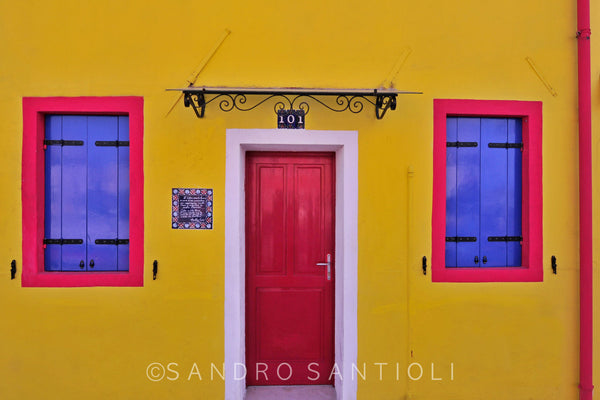 Wall Pictures - BURANO - DSC8877