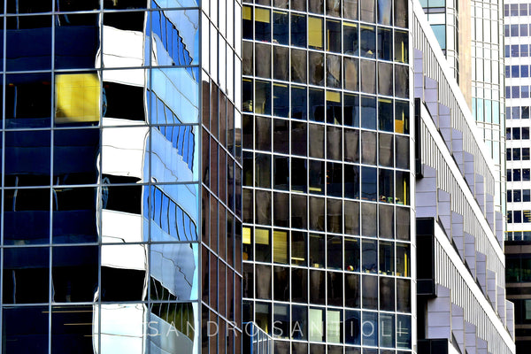 Wall Pictures  - CITYSCAPES - MONTREAL - CAN3460