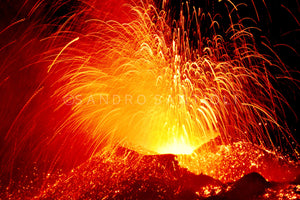 Wall Pictures - VOLCANOES - ETN4302
