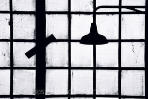 Wall Pictures - ABSTRACT INDUSTRIAL HERITAGE - SAR3013