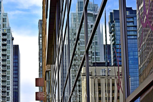Wall Pictures  - CITYSCAPES - MONTREAL - CAN3421