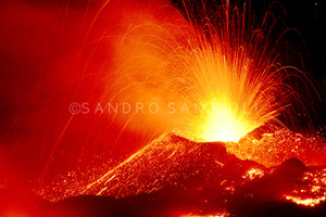 Wall Pictures - VOLCANOES - ETN4306