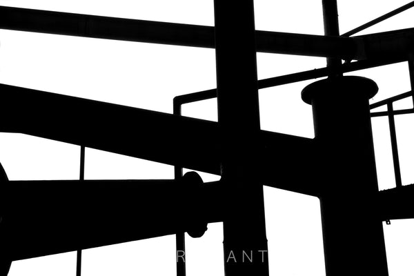 Wall Pictures - ABSTRACT INDUSTRIAL HERITAGE -SIC2212