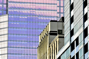 Wall Pictures  - CITYSCAPES - MONTREAL - CAN3611
