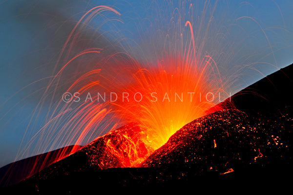 Wall Pictures - VOLCANOES - ETN4469