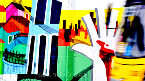 Wall Pictures - MURALES- BRA0212A