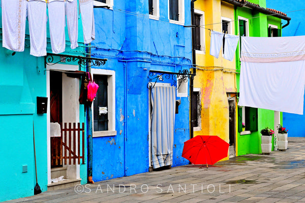 Wall Pictures - BURANO - VEN1296A