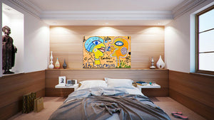 Wall Pictures - MURALES- BRA3970
