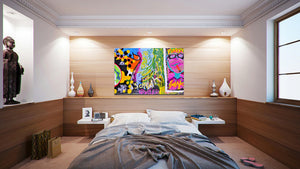 Wall Pictures -                Wall PicturesPhoto Art - WALL & COLORS- HOL3942