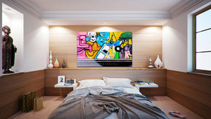 Wall Pictures - MURALES- BRA0124A