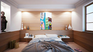 Wall Pictures - MURALES- BRA3819