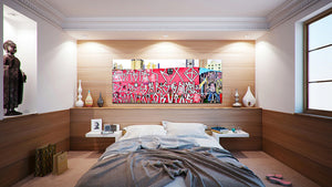 Wall Pictures - MURALES- BRA2881