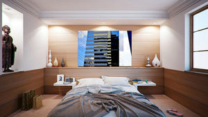 Wall Pictures - CITYSCAPES Horizontal - BRA6224