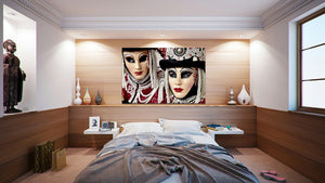 Wall Pictures - CARNIVAL IN VENICE - VEN5241