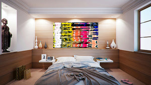 Wall Pictures - DREAM COLORS - VEN4963