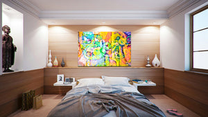 Wall Pictures - MURALES- BRA0134A
