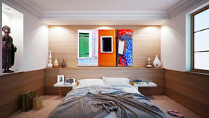 Wall Pictures - WALL & COLORS 2- VEN1258A