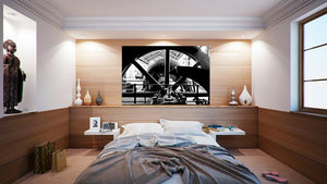 Wall Pictures - ABSTRACT INDUSTRIAL HERITAGE -DPO5220