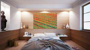 Wall Pictures - TULIPS & POPPIES - HOL3133