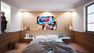 Wall Pictures - WALL & COLORS- HOL3933