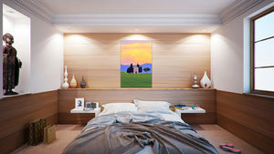 Wall Pictures - TUSCANY Landscapes - TOS6304