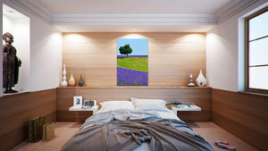 Wall Pictures - PROVENCE Lavender Fields - PRO3293