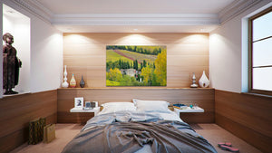 Wall Pictures - TUSCANY Landscapes - TOS0591