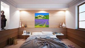 Wall Pictures - PROVENCE Lavender Fields - PRO9000