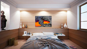 Wall Pictures - VOLCANOES - HAW3551