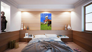 Wall Pictures - DOLOMITES MOUNTAINS Sudtirol - AAD2908