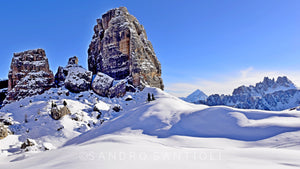 Wall Pictures - DOLOMITES MOUNTAINS - DOL3573