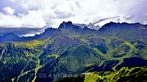 Wall Pictures - DOLOMITES MOUNTAINS - DOL3730