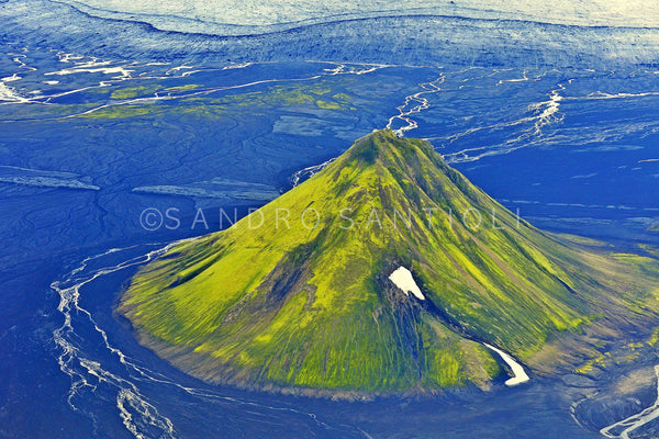 Wall Pictures - ICELAND FROM ABOVE - ICE4389