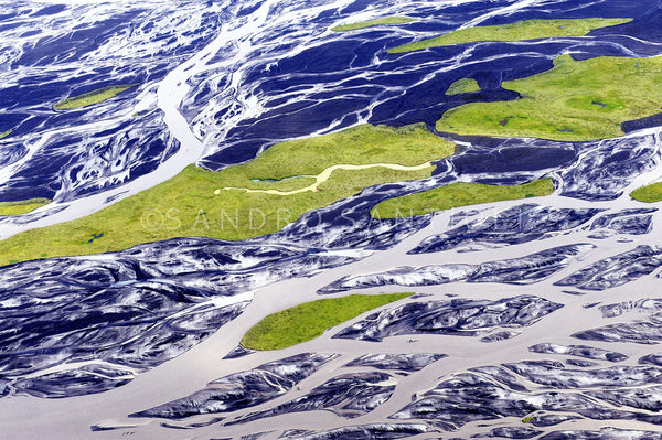 Wall Pictures - ICELAND FROM ABOVE - ISL0827