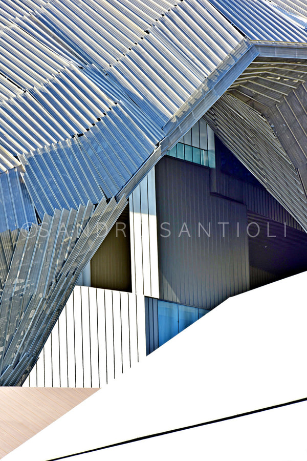 Wall Pictures - MILAN NEW ARCHITECTURES - MIL8119