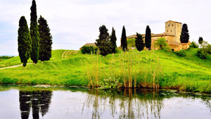 Wall Pictures - TUSCANY Landscapes - TOS1650