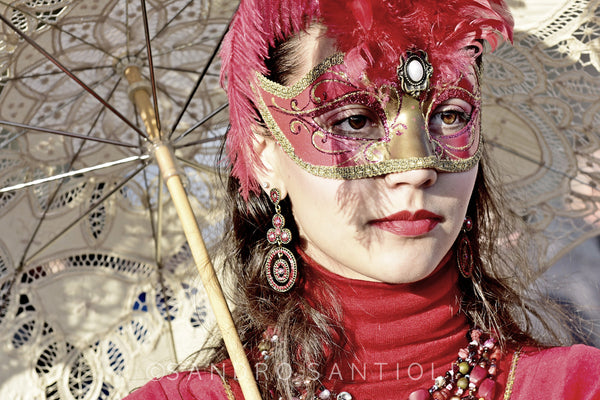 Wall Pictures -  CARNIVAL IN VENICE - VEN3868
