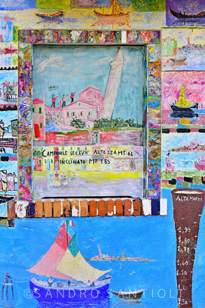 Wall Pictures - BURANO - VEN4995