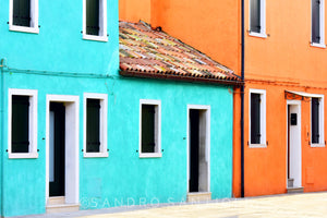 Wall Pictures - BURANO - VEN5006