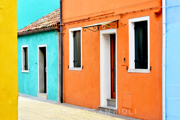 Wall Pictures - BURANO - VEN5013
