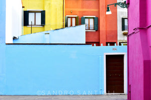 Wall Pictures - BURANO - VEN5016