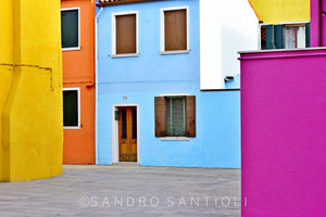 Wall Pictures - BURANO - VEN5022
