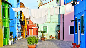 Wall Pictures - BURANO - VEN5028